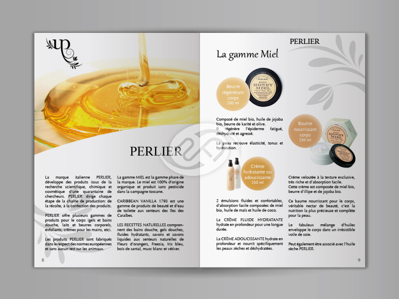 Conception Graphique de Catalogue Produit